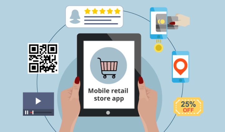 App for Retail Business